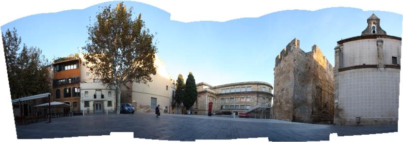 Plaça del Rei_ecp